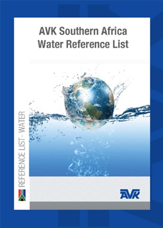 Water Reference List