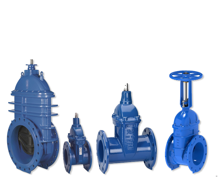 Gate Valves for water