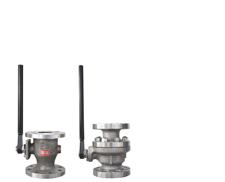 Ball valves for industry