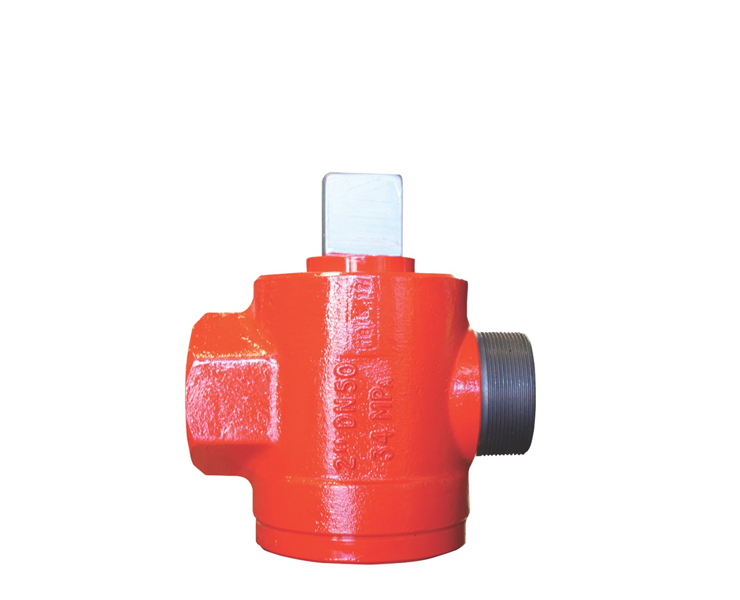 Plug valves for water