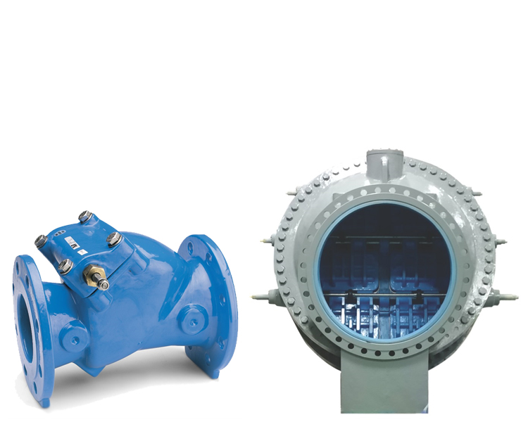 Check Valves for wastewater